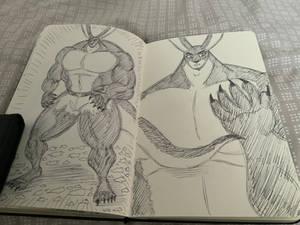 Heroes Comic Project Kangaroo Character 39