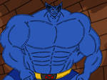 Beast X-Men Animated Series 1992-97 by MuscleRabbit9090