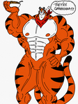 Tony The Tiger Theyre Great by MuscleRabbit9090