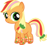 Zap Apple Rainbow Power