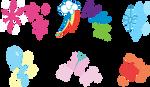 Rainbow Power Cutie Marks