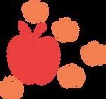 Rainbow Power Cutie Mark: Applejack