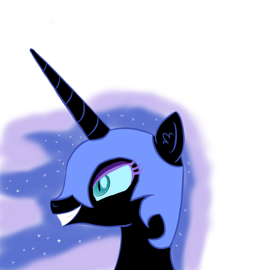 Nightmare Moon by Silver0Soldier