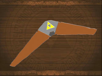 Hero Historia Item - Boomerang by TheDnDking
