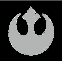 Rebel Alliance Emblem by TheDnDking