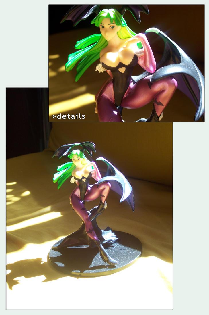 Action Figure Set - Morrigan by AuraRinoa