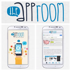 Approom: app template