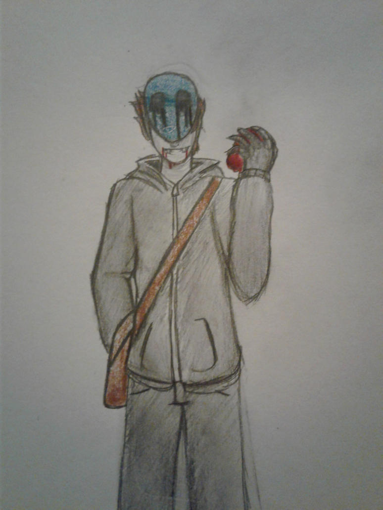 Eyeless Jack by Whoarethetwo