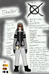 Creepypasta Stalker reference sheet by Whoarethetwo