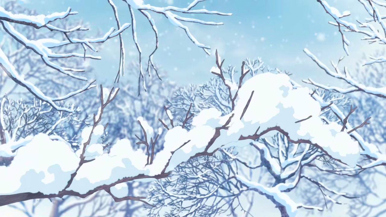 Your Lie In April Wallpaper Snow Tree By Radex5 On Deviantart Looking for the best hd snow wallpaper? your lie in april wallpaper snow tree
