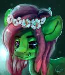 Tree Hugger (weed pony)