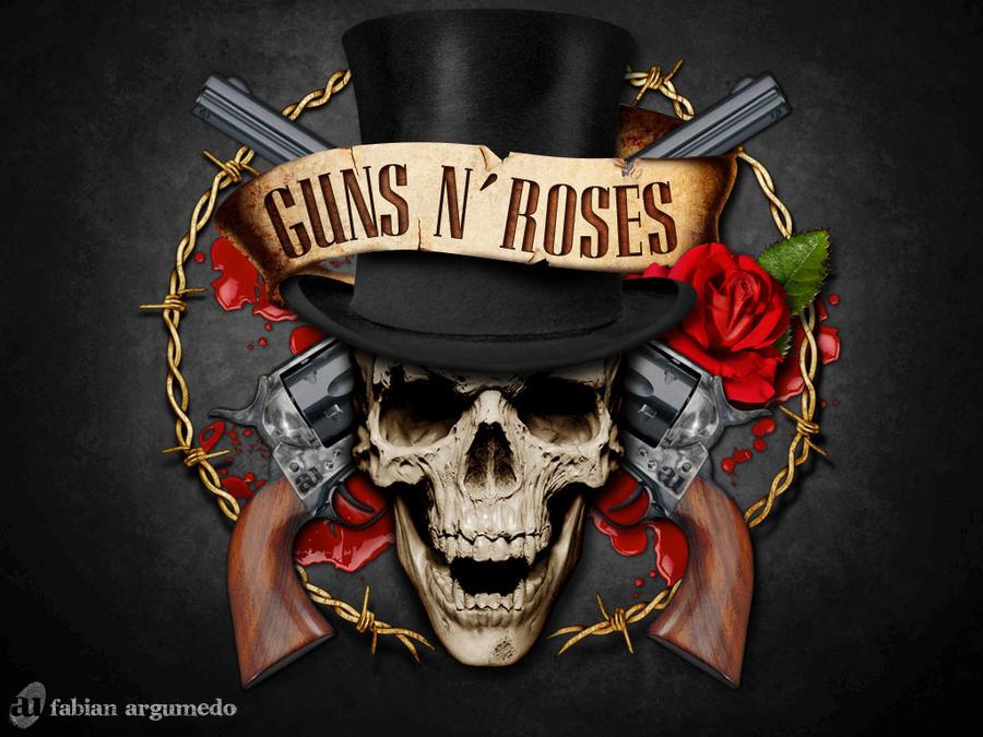 Guns N' Roses by FabianAU on DeviantArt