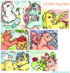 My Little Pony ACEOs