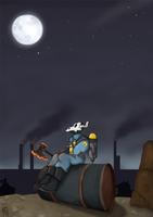 Pipeline Dreams by reaperfox