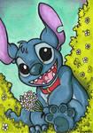 Stitch Marker Card
