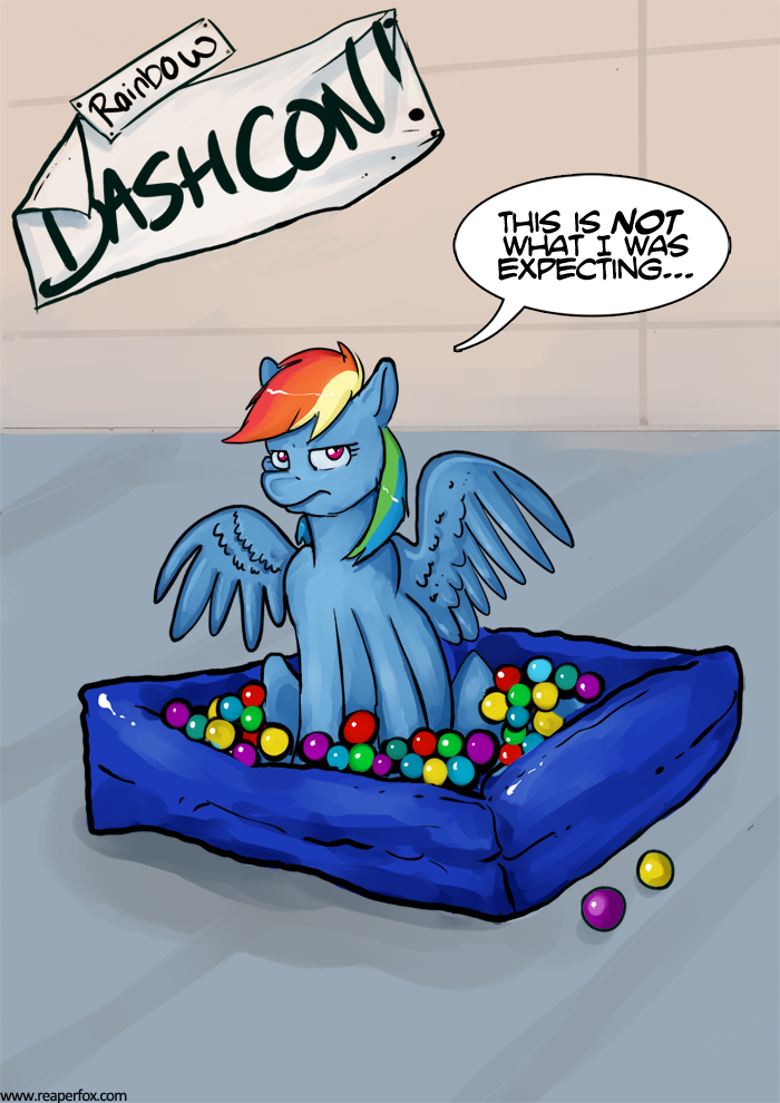 Sorry, wrong DASHcon by reaperfox on DeviantArt