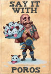 Say It With Poros