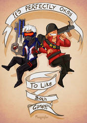 Overwatch and TF2