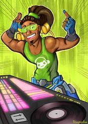 Let's Break it Down!! by reaperfox