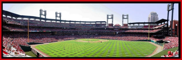 BuschStadium Panorama by CaspersCreations