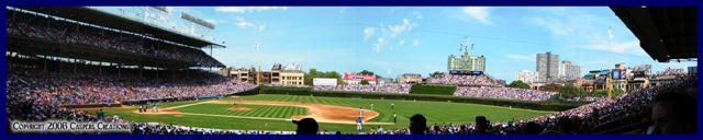 Wrigley Panorama by CaspersCreations