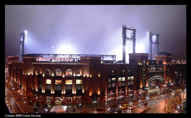 Busch Stadium by CaspersCreations