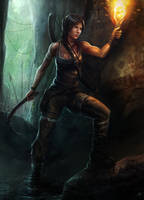 Tomb Raider contest entry