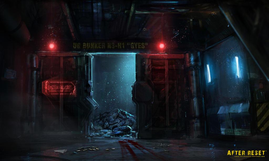 B - Mystère au sous sol 35 Bunker_entrance_concept_art_by_saturnoarg-d69wcnw