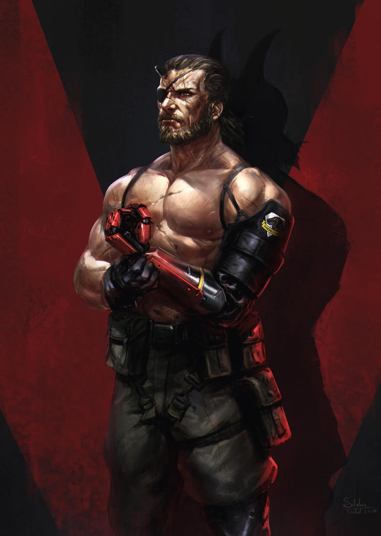 Punished Snake by SalvadorTrakal