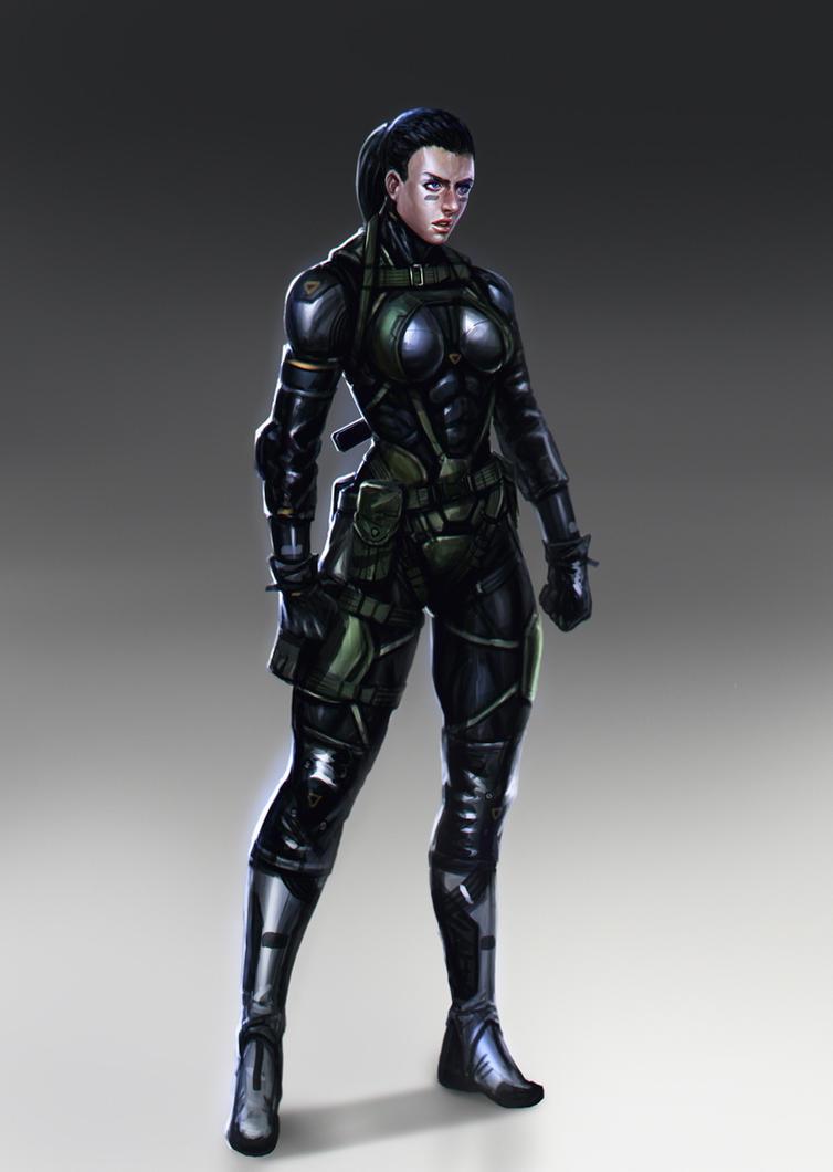 Metal Gear Solid  Ingame Paintings