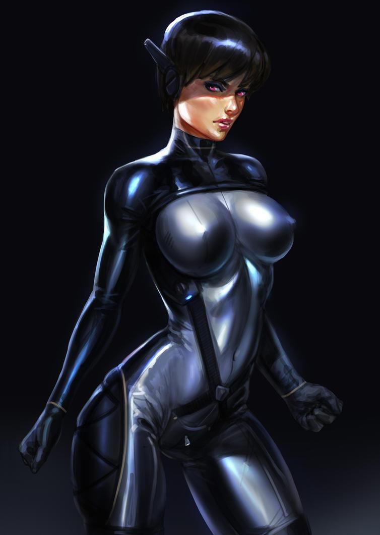 Suit Design by SalvadorTrakal