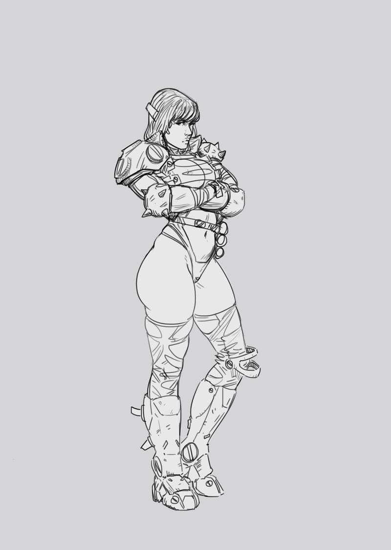 deviantart character sketches - photo #43