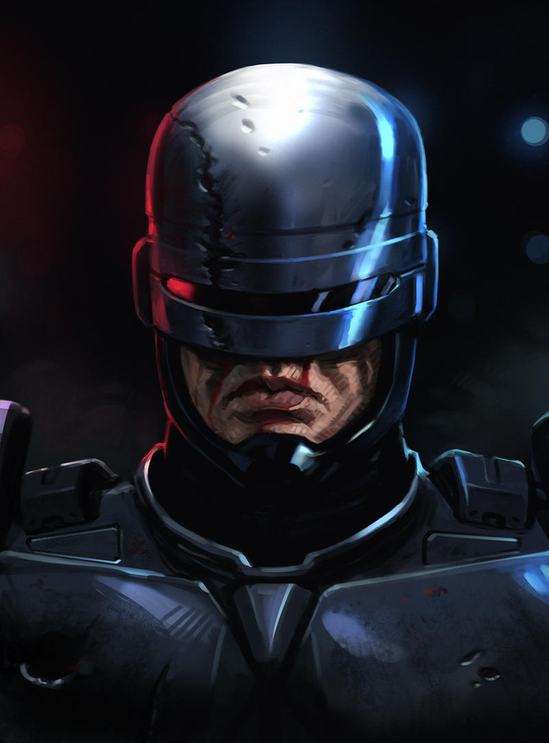 Robocop by SalvadorTrakal