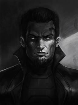 Portrait Sketch Male