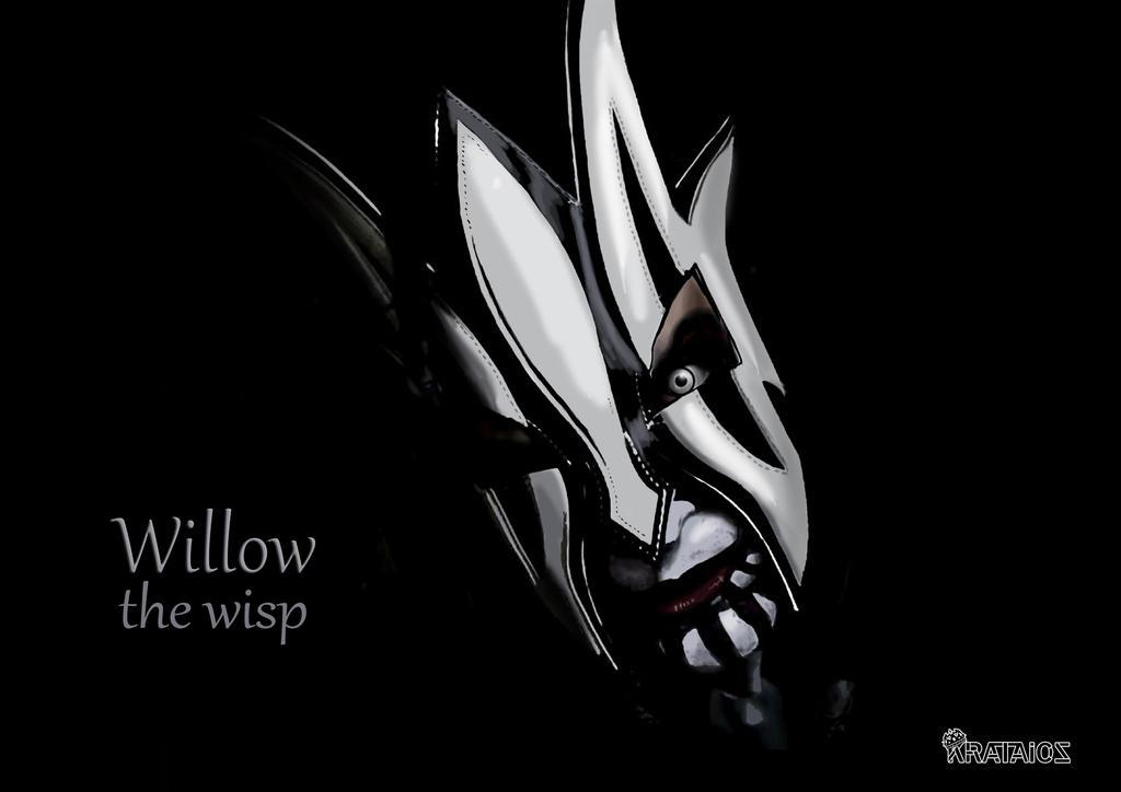 Willow the wisp  aka Jeff Jeff Hardy Willow The Wisp Wallpaper