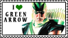 Green Arrow by Meridon