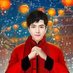 Baekhyun  by nanas99