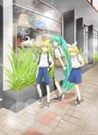 Take A Walk After School