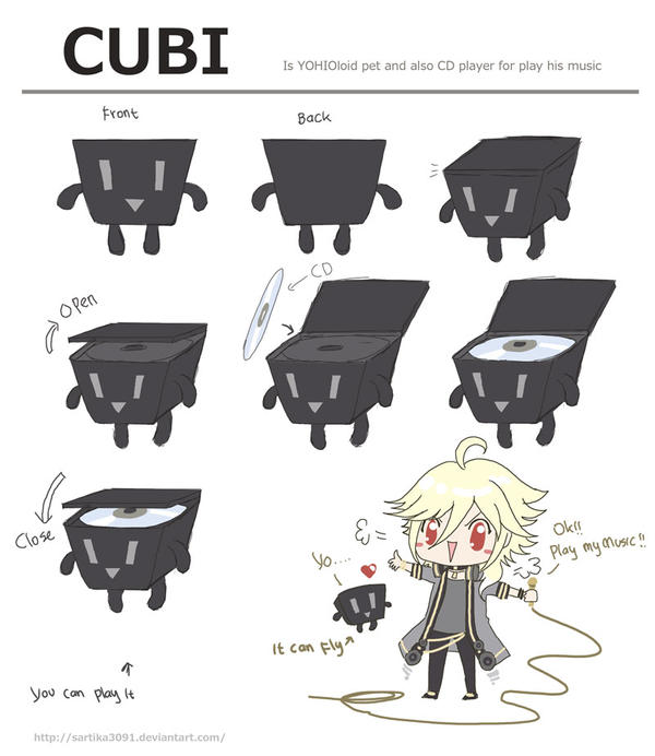 Cubi Reference by Sartika3091