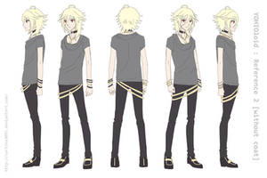 YOHIOloid Reference 2 [Without Coat] by Sartika3091
