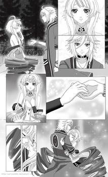 M and Y Doujinshi. Part 2 (End)