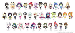 Chibi Vocaloid All Star 2