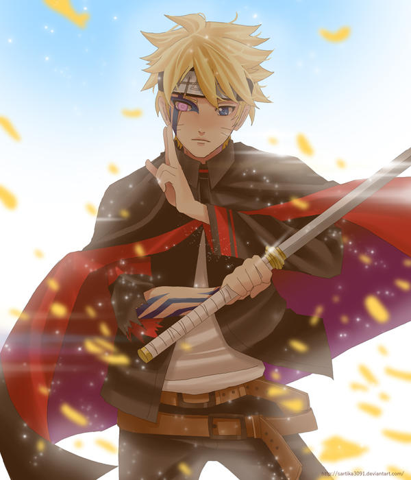Boruto : The Next Generation By Sartika3091 On DeviantArt