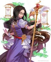 Commission : Darklight Phoenix 2