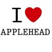 I Love Applehead by Princess-rachael