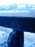 icy guard railing by ToTac