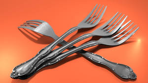 Classic Fork by ToTac