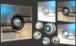 Robot eye