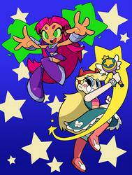 Seeing Stars by Shenaniganza