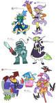 Lotsa Character Designs 2